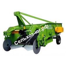 Картофелекопалка Bomet 2-х рядная (транспортёрная)